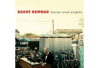 Randy Newman - Harps and Angels - (Vinyl)