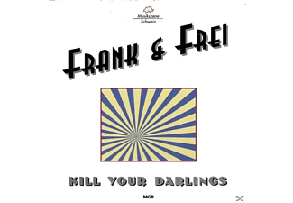 Markus Schönholzer, Luigi Archetti, Govinda Schlegel, Familie Gantenbein - Kill Your Darlings - (CD)