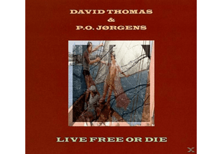 DAVID & P.O. JORG Thomas - Live Free or Die - (CD)