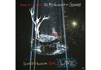 Panic! At The Disco - All My Friends,We're Glorious:Death Of A Bachalor - (Vinyl)