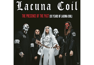 Lacuna Coil - The Presence of the Past - (CD)