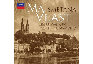The Czech Philharmonic Orchestra - Ma Vlast - (CD)