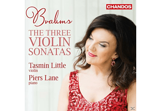 Tasmin Little, Piers Lane - Violinsonaten op.78,100,108 - (CD)