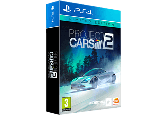 Project CARS 2 Limited Edition (PlayStation 4)