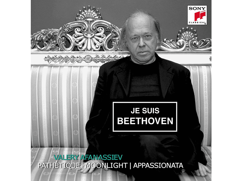 Valery Afanassiev - Beethoven: Pathetique/Moonlight/Appassionata [CD]