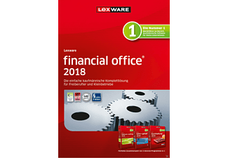 Lexware financial office 2018 Jahresversion (365-Tage)