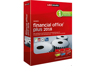 Lexware financial office plus 2018 Jahresversion (365-Tage)