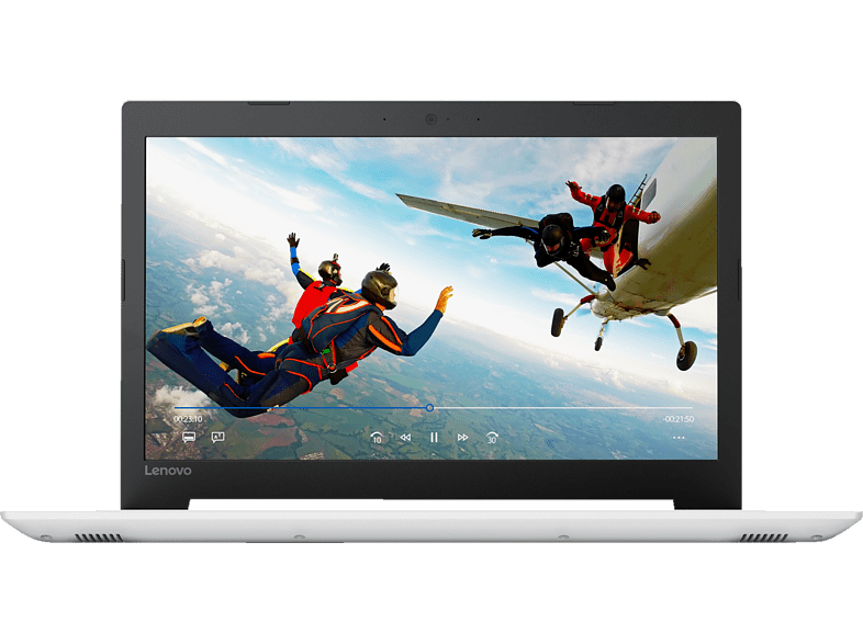 LENOVO IdeaPad 320, Notebook mit 15.6 Zoll Display, Core™ i5 Prozessor, 12 GB RAM, 2 TB HDD, Intel® UHD-Grafik 620, Blizzard White