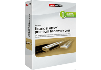 Lexware financial office premium handwerk 2018 Jahresversion (365-Tage)