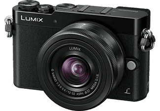 PANASONIC Appareil photo hybride Lumix DMC-GM5 + 12-32mm