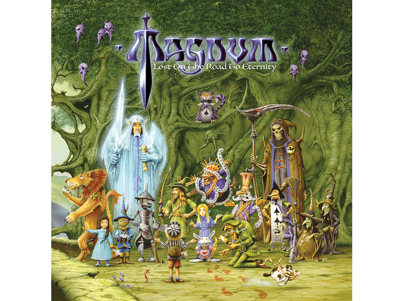 Magnum - Lost On The Road To Eternity [CD]