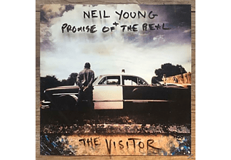 Neil Young + Promise Of The Real - THE VISITOR | Vinyl