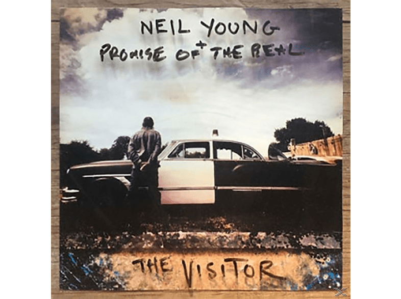 Neil Young + Promise Of The Real - The Visitor [Vinyl]