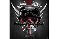Blood Red Saints - Love Hate Conspiracies [CD]