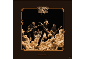 Imperial State Electric - Anywhere Loud - (CD)
