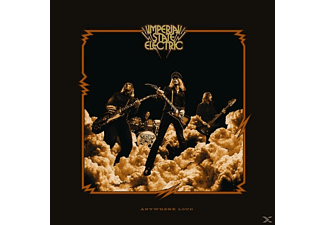 Imperial State Electric - Anywhere Loud (2LP) - (Vinyl)
