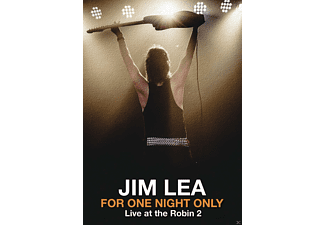 Jim Lea - For One Night Only: Live At The Robin 2 - (DVD)