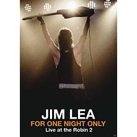 Jim Lea - For One Night Only: Live At The Robin 2 [DVD]