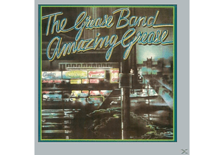 The Grease Band - Amazing Grease (Remasteredd And Sound Improved) - (CD)