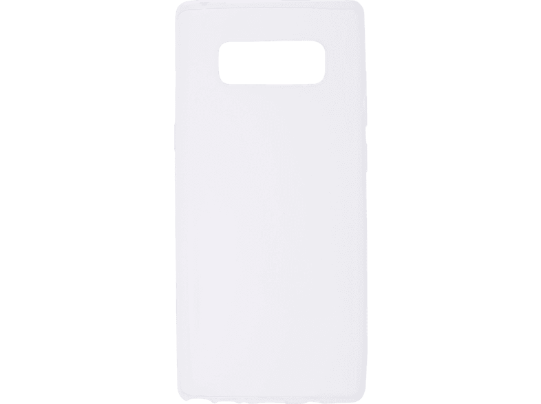 V-DESIGN PIC 119 , Backcover, Samsung, Galaxy Note8, Thermoplastisches Polyurethan, Transparent