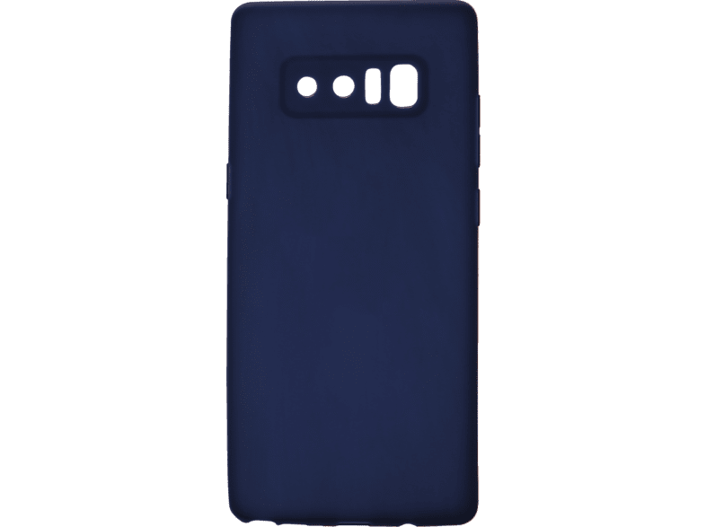 V-DESIGN VMT 177 , Backcover, Samsung, Galaxy Note8, Thermoplastisches Polyurethan, Blau