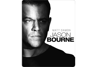 Jason Bourne Steelbook Blu-ray
