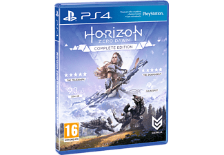 Horizon Zero Dawn Complete Edition (PlayStation 4)