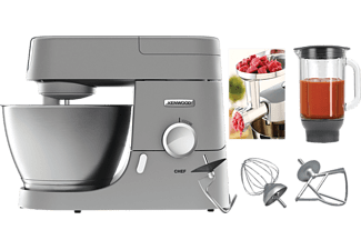 KENWOOD Küchenmaschine Chef Set KVC 3170 S