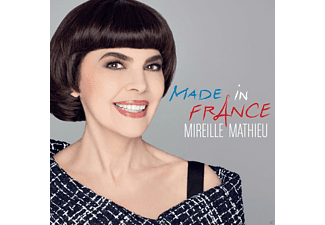 Mireille Mathieu - Made In France - (CD)