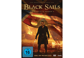 Black Sails - Die komplette Season 3 - (DVD)