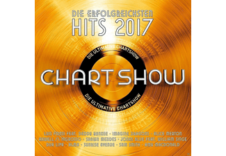 VARIOUS - Die Ultimative Chartshow-Hits 2017 - (CD)