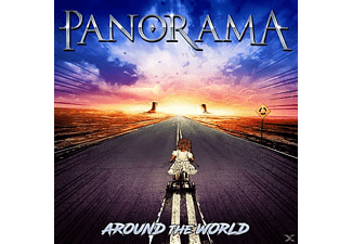 Panorama - Around The World (Ltd.Silver Vinyl) - (Vinyl)