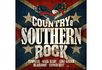 VARIOUS - Country & Southern Rock - (CD)