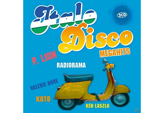 VARIOUS - Italo Disco Megahits - (CD)