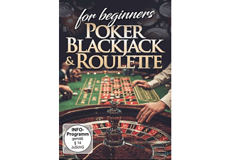 POKER, BLACKJACK & ROULETTE FO - (DVD)