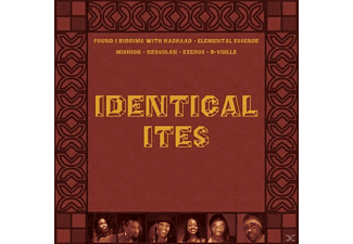 FOUND I RIDDIMS / VARIOUS ARTISTS - Identical Ites (+Download) - (Vinyl)