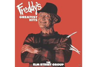 ELM STREET GROUP FT. ROBERT ENGLUND - Freddy's Greatest Hits - (Vinyl)