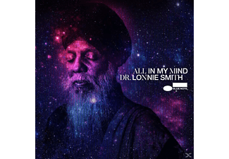Dr. Lonnie Smith - All In My Mind - (CD)