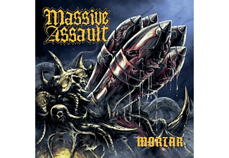 Massive Assault - Mortar - (CD)