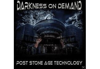 Darkness On Demand - Post Stone Age Technology [CD]