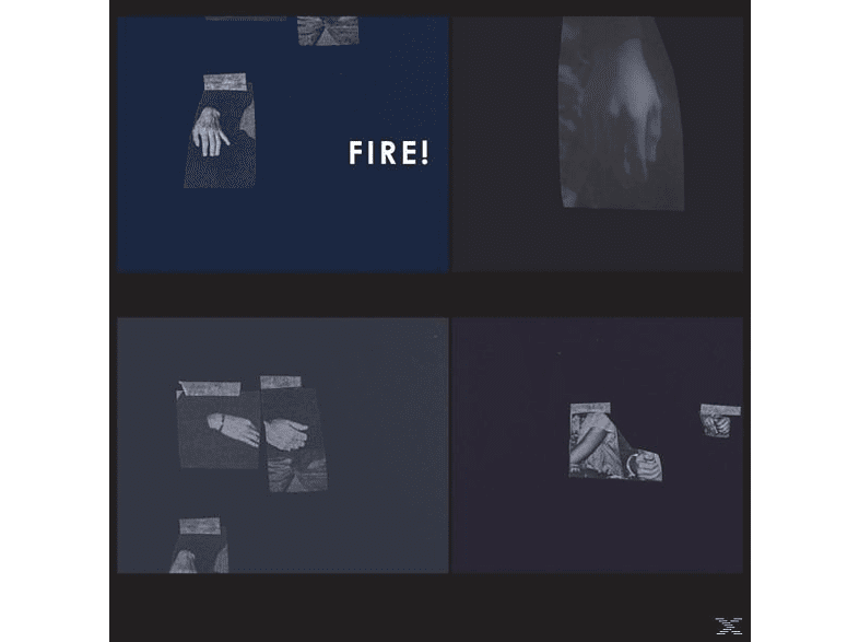 The Fire - The Hands [LP + Bonus-CD]
