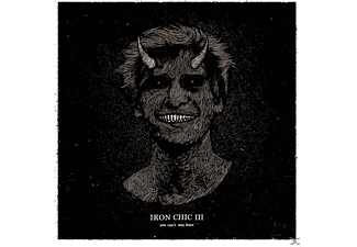 Iron Chic - III-You Can't Stay Here (Oxblood Vinyl) - (LP + Download)