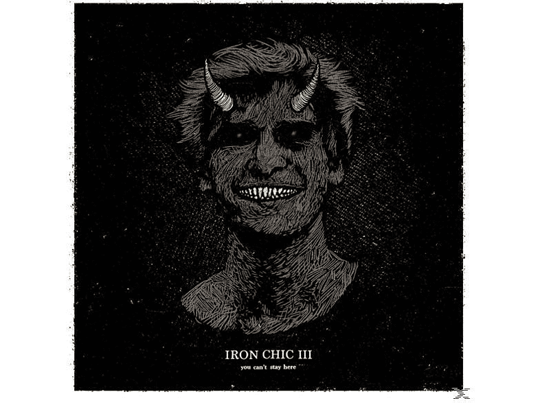 Iron Chic - III-You Can't Stay Here (Oxblood Vinyl) [LP + Download]