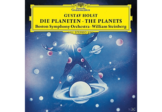 William Steinberg, Boston Symphony Orchestra - The Planets - (Vinyl)