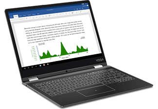 LENOVO ZA1Y0031TR Yoga Book A12 32GB 12.2 IPS  Siyah