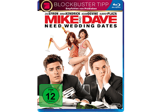 Mike and Dave Need Wedding Dates - (Blu-ray)