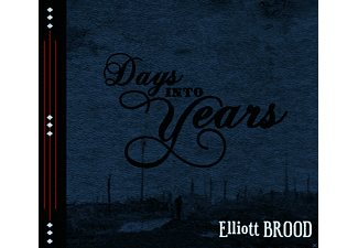 Elliott Brood - Days Into Years - (Vinyl)