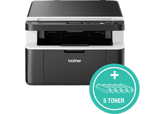 BROTHER DCP-1612W, 3-in-1 Monolaser-Multifunktionsdrucker