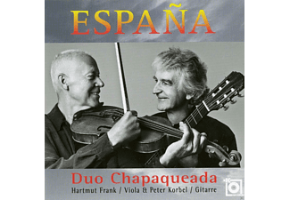 VARIOUS - Duo Chapaqueada: Espana - (CD)