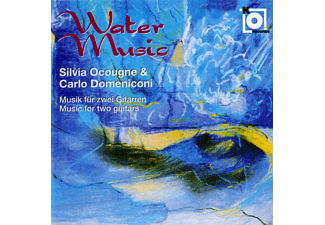 VARIOUS - Domeniconi: Watermusic - (CD)